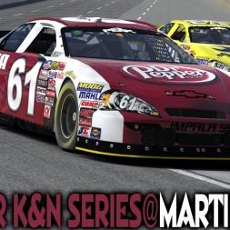 iRacing : Nascar K&N Series @ Martinsville