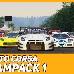 Assetto Corsa - Dreampack 1