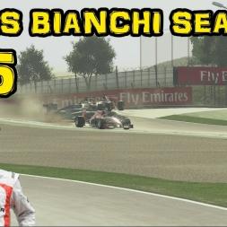 F1 2015 Jules Bianchi Season - Race 15 - Japan