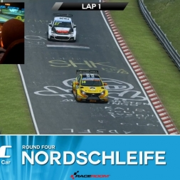 Raceroom R3E WTCC Championship Rnd 4 Nurburgring Nordschleife