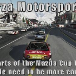 Forza Motorsport 6: The Starts of the Mazda Cup League