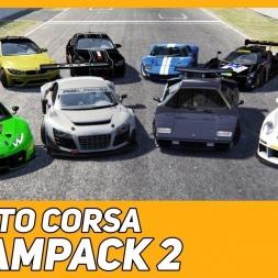 Assetto Corsa - Dreampack 2