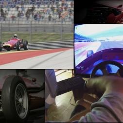 Assetto Corsa: Red Pack!  Maserati 250F v6 vs Red Bull Ring
