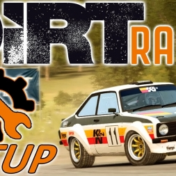 DiRT Rally - Controller - Escort MK II - Germany - Mods - 1440p - Setup Sunday