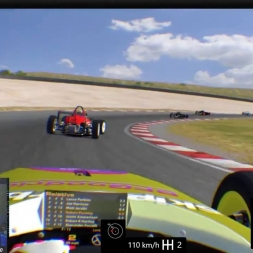 iRacing Skip Barber at Zandvoort with the Oculus Rift CV1