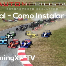 Vídeo dos Inscritos - Automobilista Tutorial Como Instalar Mods, Pistas Mod Game Stock Car [PT BR]