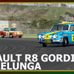 Assetto Corsa - Renault R8 Gordini - Vallelunga