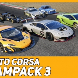 Assetto Corsa - Dreampack 3