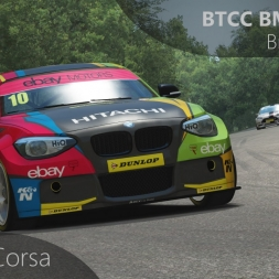 Assetto Corsa BTCC BMW 125i M Brands Hatch