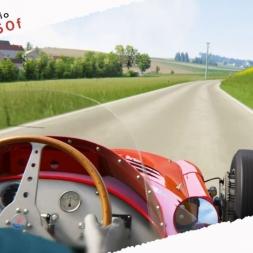 Assetto Corsa 1.7 Juan Manuel Fangio Maserati 250f 6cyl at Aspertsham