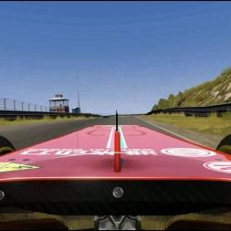 Ferrari F138 Zandvoort Hot Lap 1:16.297