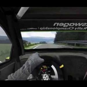 Assetto Corsa - Polo WRC / SS Hradek 1 / 3:53 993 Onboard