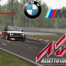 Assetto Corsa :: A realistic track day at the Nordschleife: Ep. 1 - BMW M3 E30 Step 1