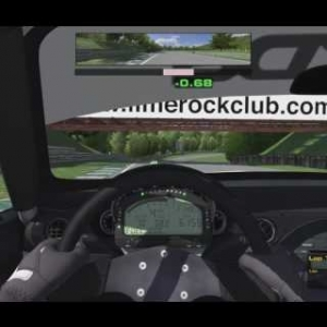 Iracing Practice at Lime Rock