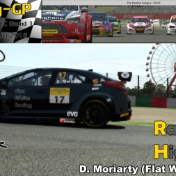Online BTCC league race @ Matsusaka East