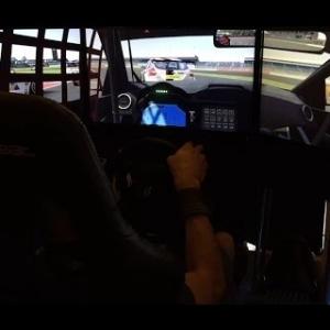 Assetto Corsa - BTCC Mod - @ Silverstone GP. -