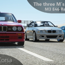 Assetto Corsa - The three M´s / BMW M3 E46 Release trailer