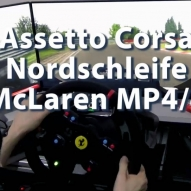 Assetto Corsa - Nordschelife - McLaren MP4-4