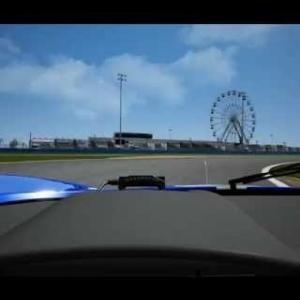 Assetto Corsa :: Daytona International Speedway [WIP]