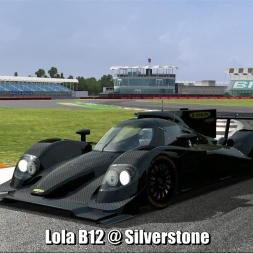 Lola B12 @ Silverstone - Automobilista 60FPS