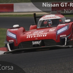 Assetto Corsa Nissan GT-R LM Nismo/Shiro PX1 Nürburgring GP