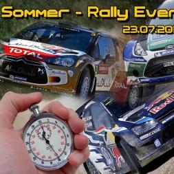 GSG - Summer Rally Event | 5 Fahrzeuge Typen und 6 Strecken [Assetto Corsa Livestream] [HD 60FPS]