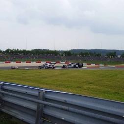 Crash Porsche LMP1 vs. Porsche GT * 6h Nürburgring WEC