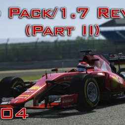 Assetto Corsa: Ferrari SF-15T | Red Pack/1.7 Review - Episode 104