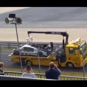 6h Nürburgring WEC 2016 * FREE PRACTICE 2