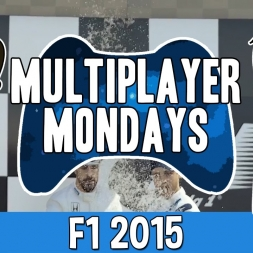 Multiplayer Mondays F1 2015 - Silverstone Dual