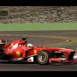 Assetto Corsa Hotlap  GP SPA F138 Ferrari 1:49:182