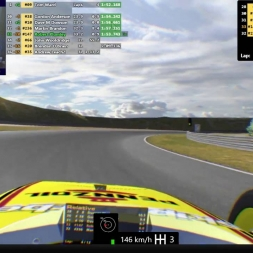 UK&I Skip Barber League Race at Zandvoort with the Oculus Rift CV1