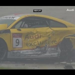 RaceRoom Racing Experience Reckless Driving Monza Audi TT