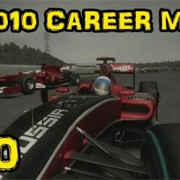 F1 2010 Career - S2R11 - Germany - Red Bull Team Orders