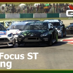 Grid Autosport - Career Mode 04 - Sepang - Ford Focus ST