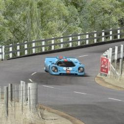 rFactor 2: #2 Gulf Oil Porsche 917 @ Longford - 1080p