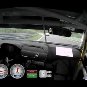 Onboard Walkenhorst BMW M6 GT3 @ Nordschleife