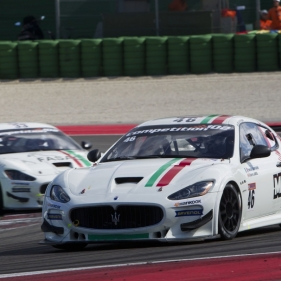 Assetto Corsa Maserati GT4 @ Imola RaceDepartment Event