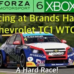 Forza 6 - Chevrolet RML Cruze TC1 WTCC