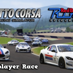 Assetto Corsa | Singleplayer | Maserati GranTurismo MC GT4 @ Red Bull Ring National