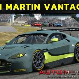 Automobilista - Aston Martin Vantage GTE at Nurburgring