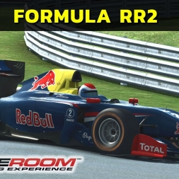 RaceRoom - Formula RR2 at Hungaroring