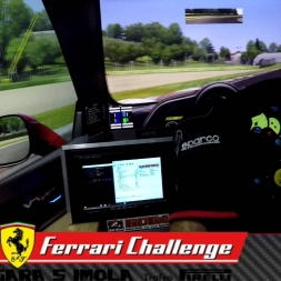 ASSETTO CORSA_ROTW Ferrari Challenge 2016_Gara 5 Imola_ 17 giri