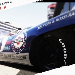 Assetto Corsa Porsche 917K Martini & Rossi Racing at Brands Hatch