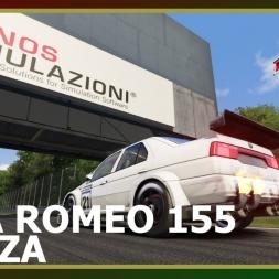 Assetto Corsa - Alfa Romeo 155 - Monza