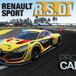 Project Cars * Renault R.S.01 GT3 [download]