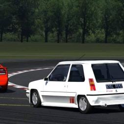 90's Top Gear Shootout