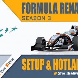iRacing Formula Renault 2.0 @ Suzuka | Setup & Hotlap 1'57.783 | Season 3 - 2016