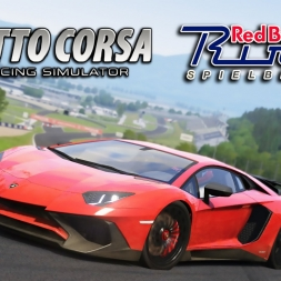 Assetto Corsa | Red Pack | Lamborghini Aventador SuperVeloce @ Red Bull Ring Circuit Spielberg