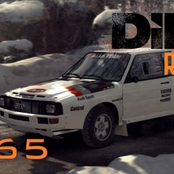 DiRT Rally Gameplay: Group B Championship (Sweden Part 1) - Episode 64